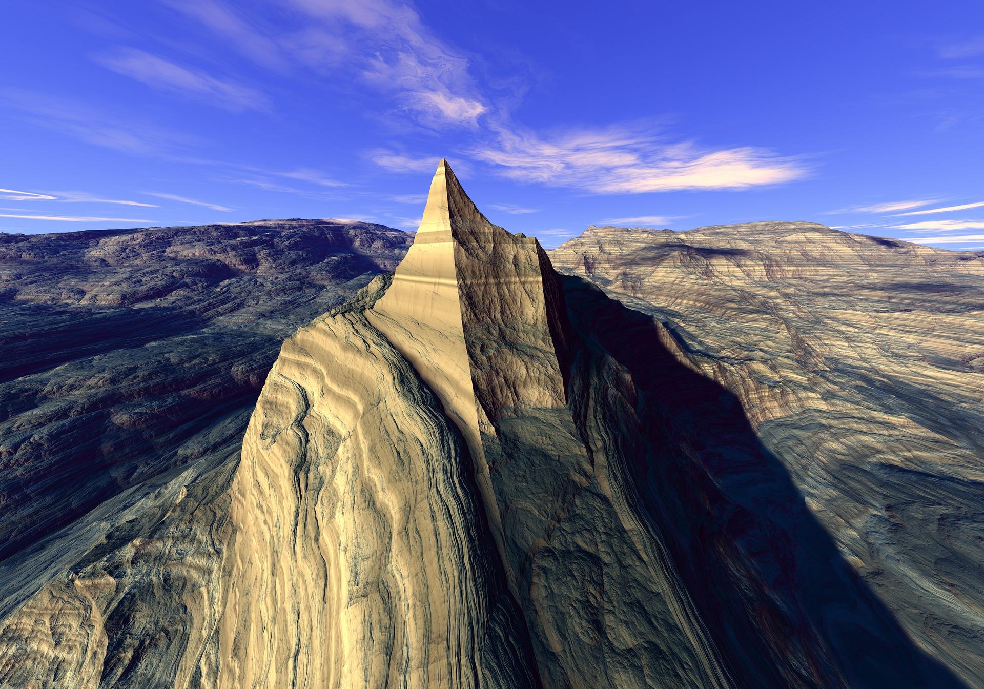 Subir Al Monte En La Biblia Psicología Católica Integral