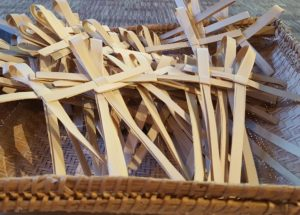 Domingo de ramos entrada de Jesús en Jerusalem