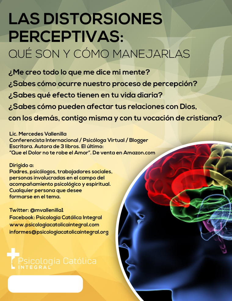 Las distorsiones perceptivas